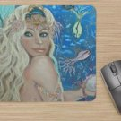 Mermaid 2 Computer Mouse Pad
