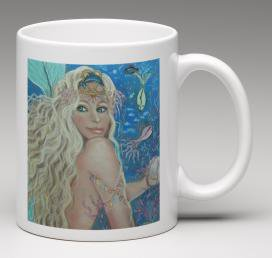 Mermaid 2 Mug