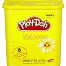 Play doh - Yellow 6lb Tub