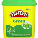 NEW PLAY-DOH 6 LB CONTAINER - GREEN