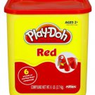 NEW PLAY-DOH 6 LB CONTAINER - RED