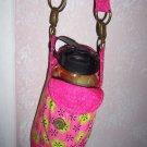 Walkers water bottle holder