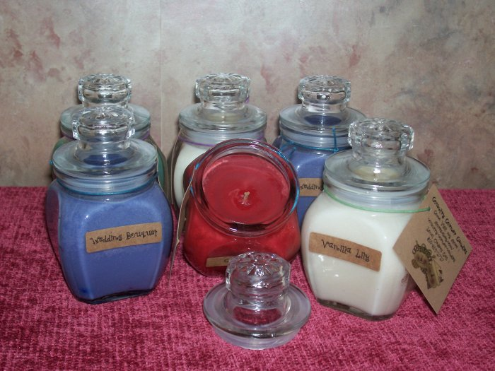 8 oz . Baltimore Style Jar Candle ~ Sex on the Beach ~SALE~