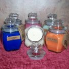 8 oz . Baltimore Style Jar Candle ~ Gardenia ~SALE~
