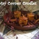 Custom Scented Grubby Votives