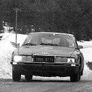 René Trautmann Citroen Maserati 1972 Monte-Carlo Rally - Rally Car Photo Print