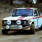 Hannu Mikkola Toyota Corolla 1976 Rally of Portugal - Rally Car Photo Print