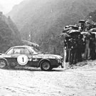 Munari-Mannucci Lancia Fulvia 1.6 HF 1973 San Martino di Castrozza Rally - Rally Car Photo Print