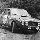 Munari-Mannucci Lancia Fulvia 1.6 HF 1972 San Martino di Castrozza Rally - Rally Car Photo Print