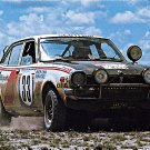 Andrew Cowan Mitsubishi Lancer 1.6GSR 1975 Safari Rally - Rally Car Photo Print