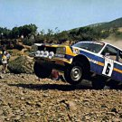 Jean-Pierre Nicolas Peugeot 504 1976 Rallye du Maroc Winner - Rally Car Photo Print