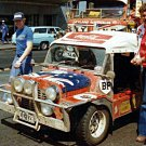 Leyland Mini Moke at 1977 London to Sydney Marathon - Rally Car Photo Print