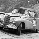 Stirling Moss-John Cutts Sumbeam Alpine 1953 Coupe des Alpes - Rally Car Photo Print