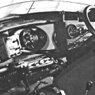 1968 Works Mini Cooper Dashboard - Rally Car Photo Print