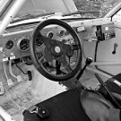 1973 Toyota Corolla Rally Car Dashboard  - Rally Car Photo Print