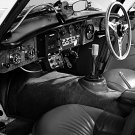 1967 Austin Healey 3.0 Rally Car Cockpit - Rally Car Photo Print