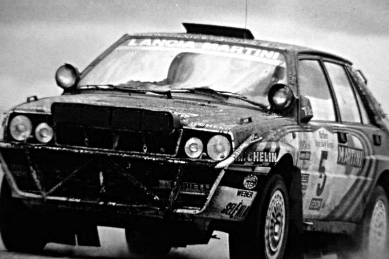 Kankkunen Lancia Delta Integrale 1990 Safari Rally - Rally Car Photo Print