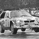 Marku Alen Lancia Delta S4 1985 R.A.C. Rally - Rally Car Photo Print