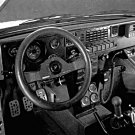 lancia Delta S4 Cockpit - Rally Car Photo Print