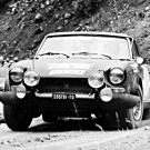 Raffaele Pinto Fiat 124 Abarth 1972 San Martino di Castrozza Rally - Rally Car Photo Print