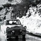 a Ford Zephir at 1960 Rallye du Monte-Carlo- Rally Car Photo Print