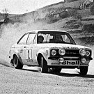 Bjorn Waldegard Ford Escort RS1800 Rallye du Portugal 1977 - Rally Car Photo Print