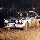 Makinen-Liddon Ford Escort RS MkII 1975 R.A.C. Rally - Rally Car Photo Print