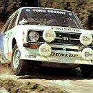 Mikkola-Hertz Ford Escort RS MkII Rallye de Portugal 1979 - Rally Car Photo Print