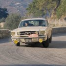 Ford Mustang Rallying at 1966 Monte-Carlo - Rally Car Photo Print