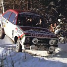 Vatanen-Aho Ford Escort RS MkII 1978 Swedish Rally - Rally Car Photo Print