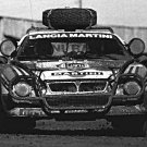 Alen-Kivimaki Lancia 037 1986 Safari Rally - Rally Car Photo Print