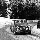Paddy Hopkirk Mini Cooper S 1964 Monte-Carlo Winner #1 - Rally Car Photo Print