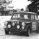 Paddy Hopkirk Mini Cooper S 1964 Monte-Carlo Winner #4 - Rally Car Photo Print