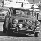 Paddy Hopkirk Mini Cooper S 1964 Monte-Carlo Winner #5 - Rally Car Photo Print