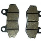 Front Double Piston Brake Pads