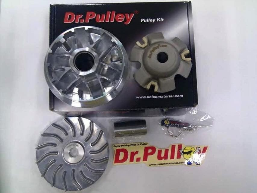 Dr Pulley GY6 150cc Variator Kit.