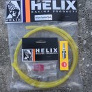 Helix Tygon Fuel Line, Filter and NGK Spark Plug Combo