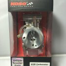 KOSO 30mm Flatside Carburetor