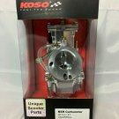 KOSO 28mm Flatside Carburetor
