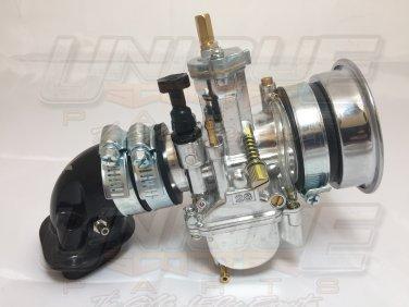 KOSO 28mm Flatside Carburetor Combo Kit