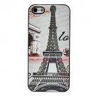 Majestic Tower Aluminium Plastic Hard Back Cover Case for iPhone 5/5S