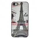 Free Shipping Majestic Tower Aluminium Plastic Hard Back Cover Case for iPhone 4/4S