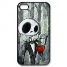 Free Shipping The Nightmare Before Christmas Hard Back Cover Case for iPhone 4/4S