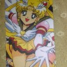Sailor Moon Textured Plastic Sticker Card C