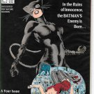 February 1989 DC Comic Book #1 of 4 ~ Catwoman ~ MINI-SERIES Comics
