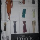 Vouge Easy Options 2283 Pattern 6-8-10 Misses Petite Dress