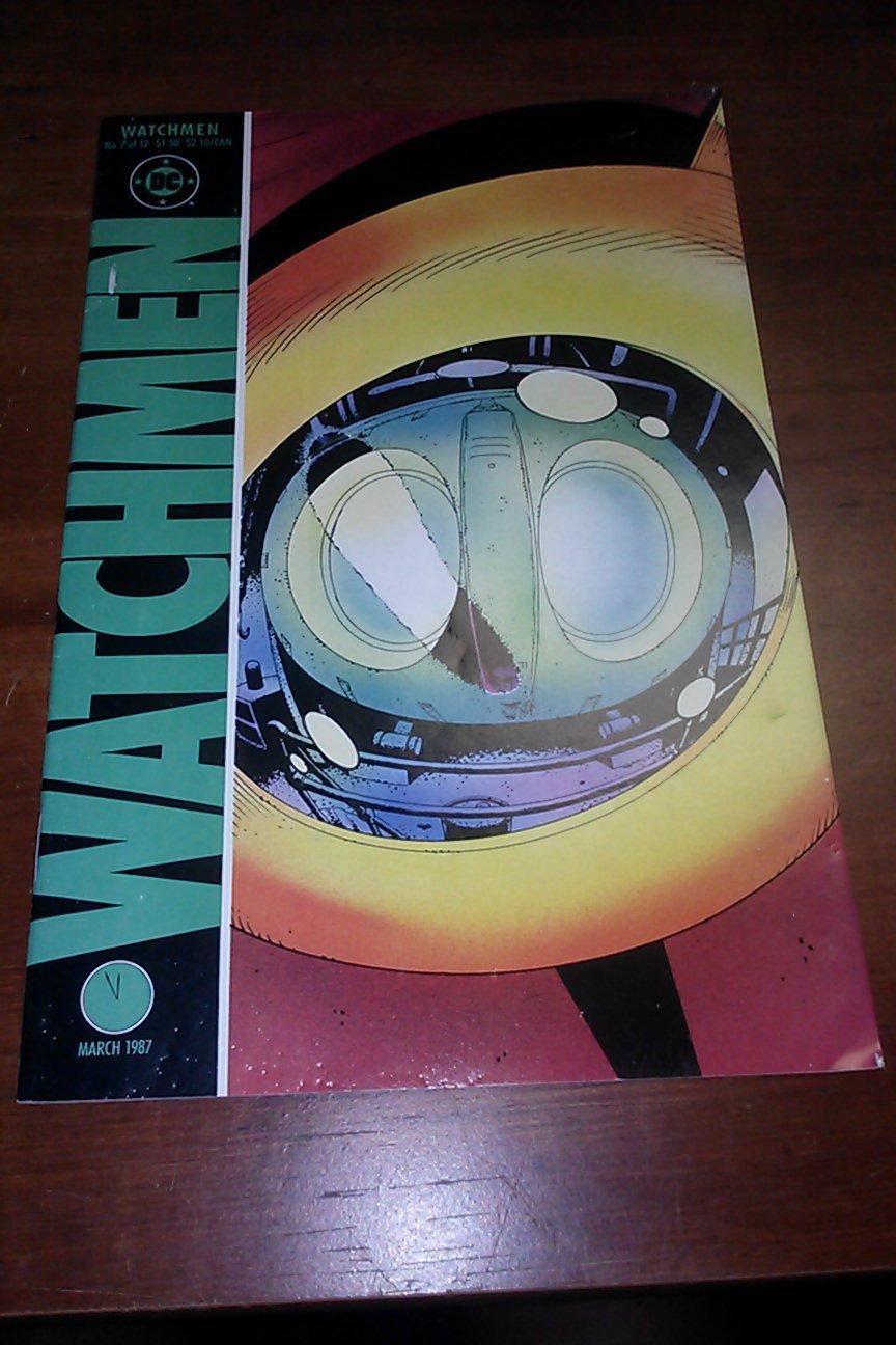 Watchmen #7 (Sep 1987, DC) ComicBook Comic Book 7