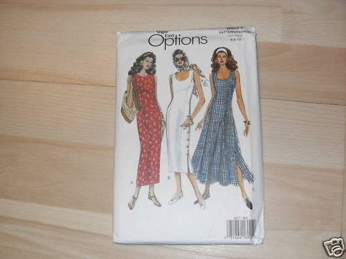 Vogue Easy Options 8627 Pattern PETITE Dress MISSES