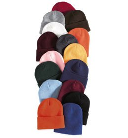 Assorted Colored Beanies