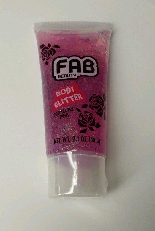 Body Glitter Perfectly Pink 2.1 OZ